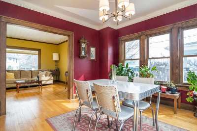 Madison Single Family Home For Sale: 30 North St