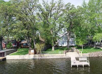Dodge County Single Family Home For Sale: N10574 Howard Dr