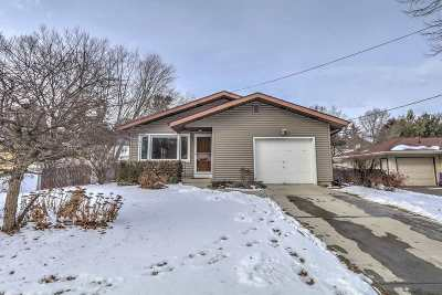 Madison Single Family Home For Sale: 1726 Camus Ln