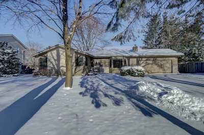 Madison Single Family Home For Sale: 6210 Pioneer Rd