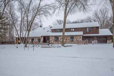 Madison Single Family Home For Sale: 717 Woodlawn Dr