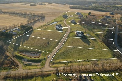 Verona Residential Lots & Land For Sale: L2 Driftless Ridge Way