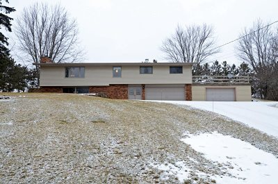 Verona Single Family Home For Sale: 8200 N Riley Rd