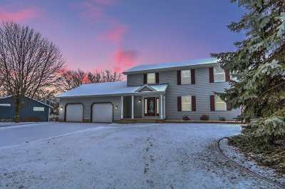 Marshall Single Family Home For Sale: 534 Riverview Dr