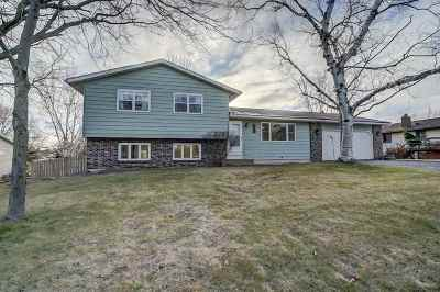 Deforest Single Family Home For Sale: 205 Mohawk Tr