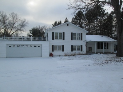 Adams WI Single Family Home For Sale: $74,500