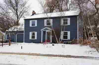 Madison Single Family Home For Sale: 106 N Yellowstone Dr