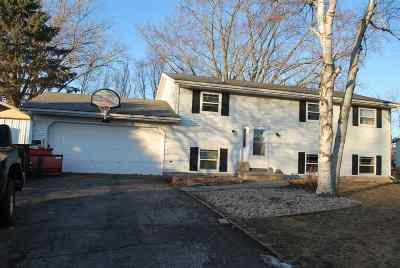 Deforest Single Family Home For Sale: 169 Seminole Way
