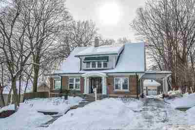 Janesville Single Family Home For Sale: 326 S Wisconsin St