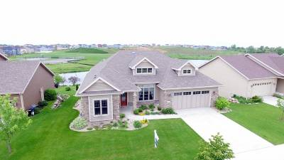 Verona Single Family Home For Sale: 1186 Cathedral Point Dr