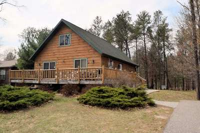 Wisconsin Dells Single Family Home For Sale: 257 Berry Ln