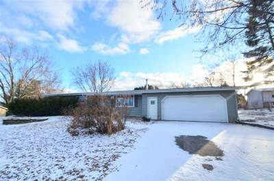 Cottage Grove Single Family Home For Sale: 2747 Thrush Ln