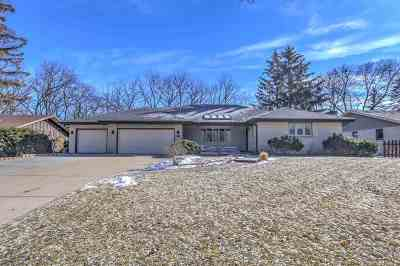 Madison Single Family Home For Sale: 3101 Grandview Blvd