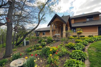 Cross Plains Single Family Home For Sale: 3887 Observatory Rd