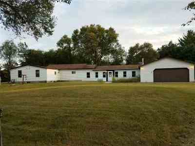 Dane County Single Family Home For Sale: 10480 Old Y Rd
