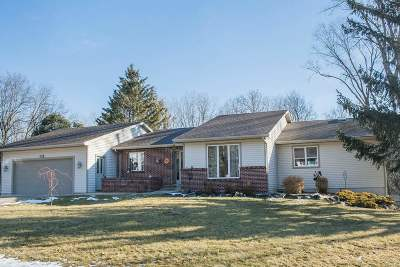 Verona Single Family Home For Sale: 409 Lincoln St