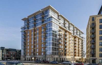 Madison Condo/Townhouse For Sale: 625 N Segoe Rd #304