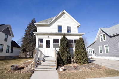 Columbus Single Family Home For Sale: 429 N Ludington St
