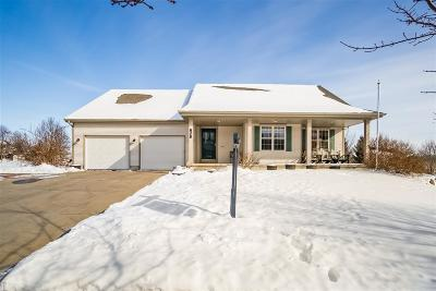 Deforest WI Single Family Home For Sale: $305,000