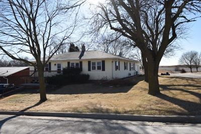 Dodgeville Single Family Home For Sale: 613 W Clarence St