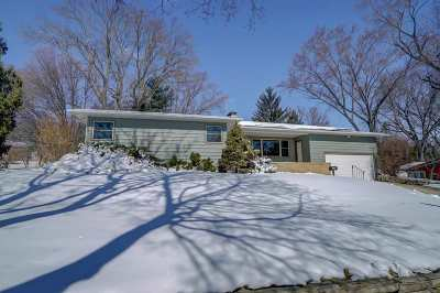 Madison Single Family Home For Sale: 4718 Waukesha St