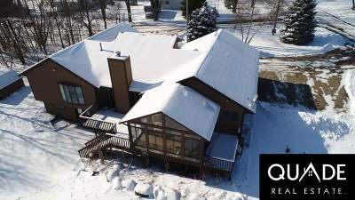 Dodge County Single Family Home For Sale: W10316 Shorecrest Dr