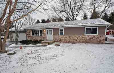 Cottage Grove Single Family Home For Sale: 2733 Killdeer Ct