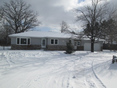 Friendship WI Single Family Home For Sale: $119,900