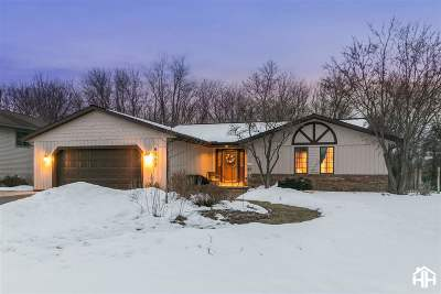 McFarland WI Single Family Home For Sale: $344,900