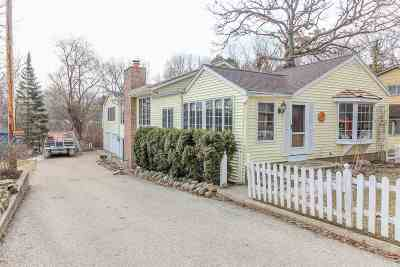 Jefferson County Single Family Home For Sale: N4126 Sleepy Hollow Rd