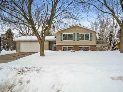 Verona WI Single Family Home For Sale: $268,900