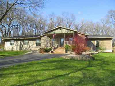 Rock County Single Family Home For Sale: 2701 S Hwy 213
