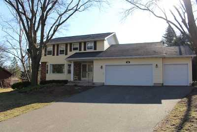 Fitchburg Single Family Home For Sale: 2742 Tower Hill Dr