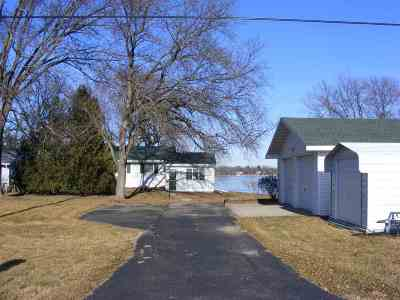 Dodge County Single Family Home For Sale: N8340 County Road Cp