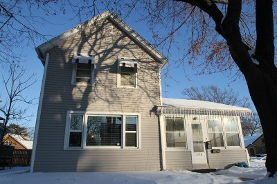 Sauk City Single Family Home For Sale: 1120 Madison St