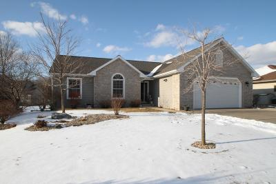 Prairie Du Sac Single Family Home For Sale: 2104 Mustang Dr