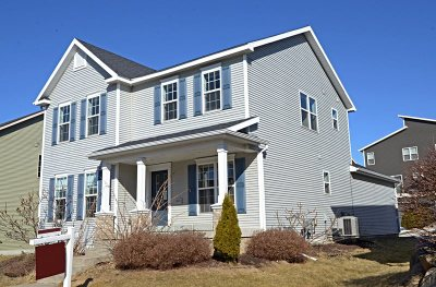 Verona WI Single Family Home For Sale: $284,900