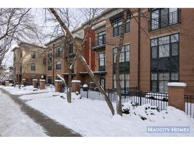 Madison Condo/Townhouse For Sale: 533 W Main St #303