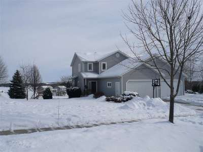 Waterloo Single Family Home For Sale: 1120 Goehl Rd