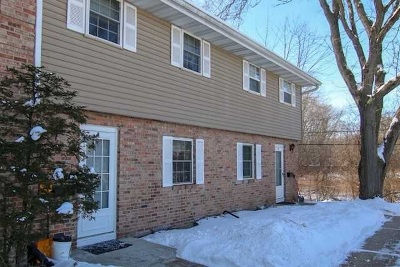 Madison Condo/Townhouse For Sale: 1321 Tompkins Dr #B