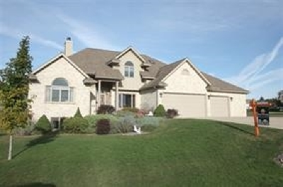 Sun Prairie Single Family Home For Sale: 2993 Bunker View