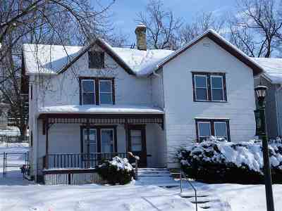Deerfield Single Family Home For Sale: 10 S Main St