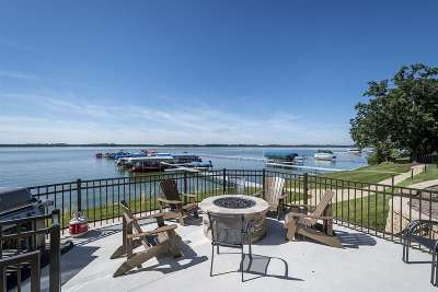 McFarland Condo/Townhouse For Sale: 5604 Lake Edge Rd #202