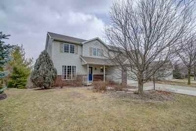 Middleton Single Family Home For Sale: 3827 Manito Ct