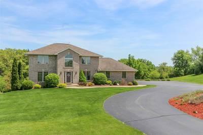 Jefferson County Single Family Home For Sale: N510 Buckingham Rd
