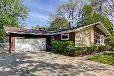 Columbus Single Family Home For Sale: 411 Dix St