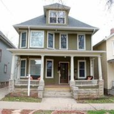Madison Single Family Home For Sale: 1324 Rutledge St