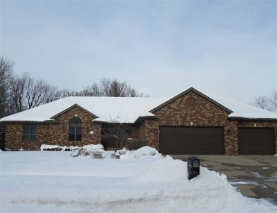 Rock County Single Family Home For Sale: 3124 Rockport Park Dr