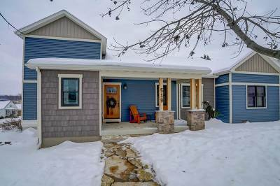 Green County Single Family Home For Sale: 519 5th Ave