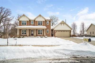 Sun Prairie Single Family Home For Sale: 876 Willow Brook Tr